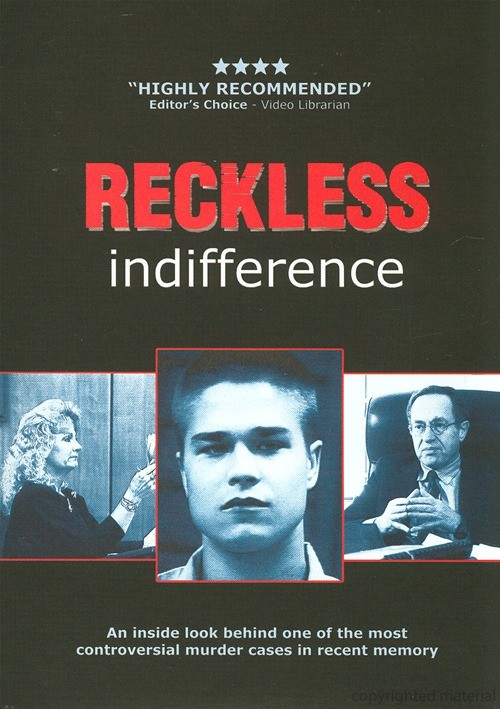 Reckless Indifference Movie