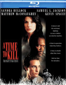 Time To Kill, A Blu-ray