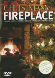 Christmas Fireplace Movie
