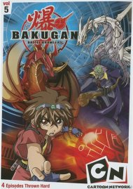 Bakugan: The Game Is Real - Volume 5 Movie