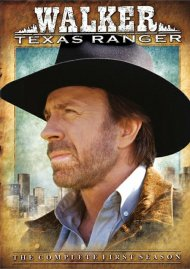 Walker, Texas Ranger: The Complete Series Pack Movie