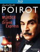 Poirot: Murder On The Orient Express Blu-ray