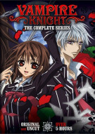 Vampire Knight: The Complete Series Movie