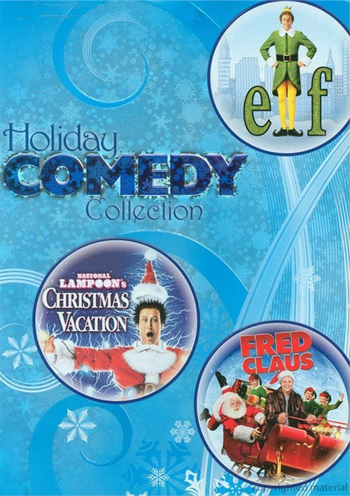 Holiday Comedy Collection (DVD)