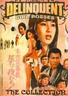 Delinquent Girl Boss / Girl Boss Revenge (Double Feature) Movie