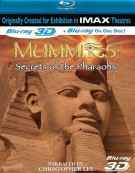 IMAX: Mummies - Secrets Of The Pharaohs 3D (Blu-ray 3D) Blu-ray