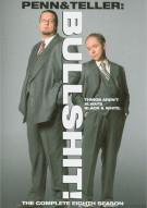 Penn & Teller: Bullshit! The Eighth Season (Uncensored) Movie