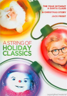 String Of Holiday Classics, A (3 Pack) Movie
