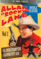 "Allan ""Rocky"" Lane Western Double Feature: Volume 1 Movie"