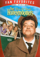 Fan Favorites: The Best Of The Honeymooners Movie