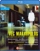 Leos Janacek: The Makropulos Affair Blu-ray
