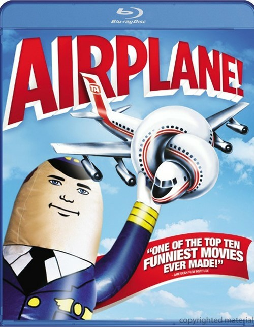 Airplane! Blu-ray