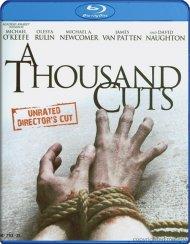 Thousand Cuts, A Blu-ray