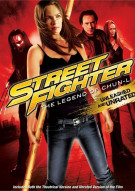 Street Fighter: The Legend Of Chun-Li  Movie