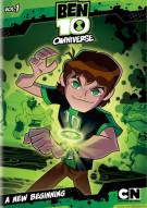 Ben 10: Omniverse - A New Beginning Movie