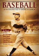 Baseball: The Golden Age Of Americas Game Movie