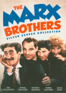Marx Brothers Silver Screen Collection, The (Repackage) Movie