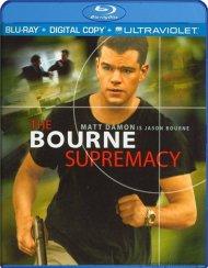 Bourne Supremacy, The (Blu-ray + Digital Copy + UltraViolet) Blu-ray