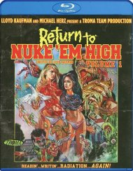 Return To Nuke Em High: Volume One Blu-ray