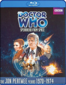 Doctor Who: Spearhead From Space - Special Edition Blu-ray