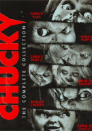 Chucky: The Complete Collection - Limited Edition Movie