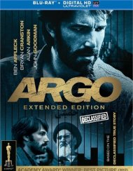 Argo: Extended Edition (Blu-ray + UltraViolet) Blu-ray