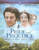 Pride And Prejudice: Keepsake Edition Blu-ray