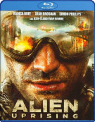 Alien Uprising Blu-ray