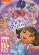 Dora The Explorer: Dora In Wonderland Movie