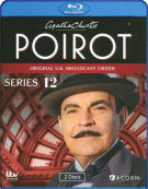 Agatha Christies Poirot: Series 12 Blu-ray