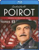 Agatha Christies Poirot: Series 12 Blu-ray