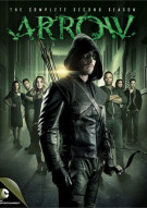 Arrow: The Complete Second Season Movie