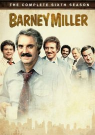 Barney Miller: The Complete Sixth Season Movie