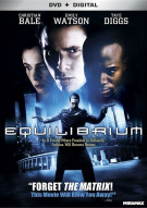 Equilibrium (DVD + UltraViolet) Movie
