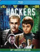 Hackers: 20th Anniversary Edition Blu-ray