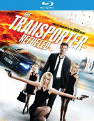 Transporter Refueled, The (Blu-ray + UltraViolet) Blu-ray