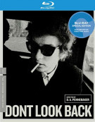 Dont Look Back: The Crierion Collection Blu-ray