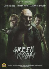 Green Room (DVD + UltraViolet) Movie