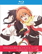 Mikagura School Suite- Complete Series (Blu-ray + DVD Combo Pack) Blu-ray