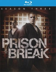 Prison Break: Season 3 (Repackage) Blu-ray
