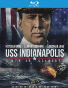 USS Indianapolis: Men Of Courage (Blu-ray + UltraViolet) Blu-ray
