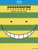 Assassination Classroom: Season Two, Part One (Blu-ray + DVD Combo Blu-ray
