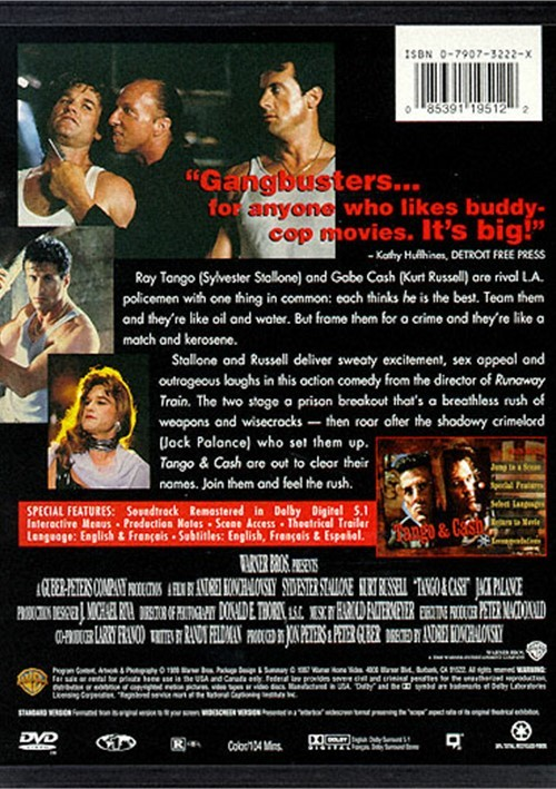 tango amp cash dvd 1989 dvd empire