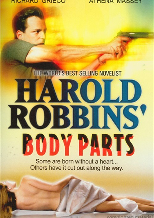 Harold Robbins Body Parts Movie