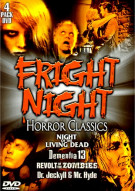Fright Night Horror Classics (4-Pack) Movie