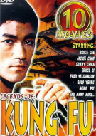 Legends Of Kung Fu: 10-Movie Set Movie