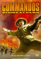 Commandos Strike At Dawn Movie