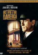 Once Upon A Time In America: Two Disc Special Edition Movie