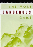 Most Dangerous Game, The: The Criterion Collection Movie