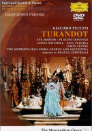 Giacomo Puccini: Turandot Movie